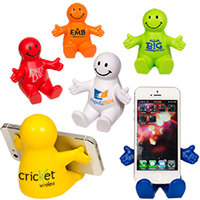 PL-4140 Smiley Guy Device Holders