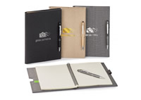 ST4278 Linen Combo Notebook
