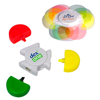 Tri-highlighter Spinner